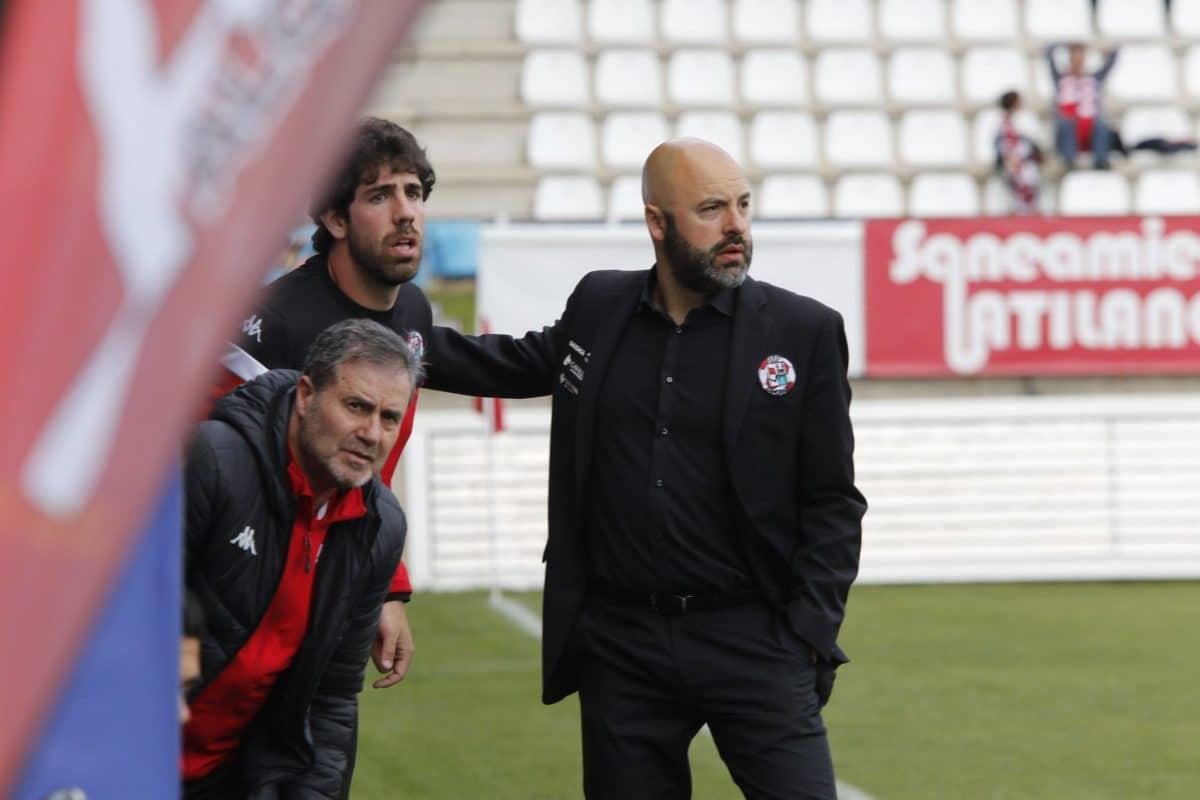 """Zamora-Haro, final por el ascenso: """"No tenemos que dejar de ser nosotros mismos"""" 2"""