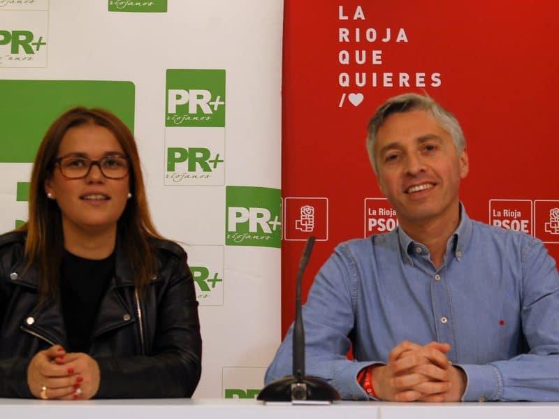 Acuerdo PSOE PR