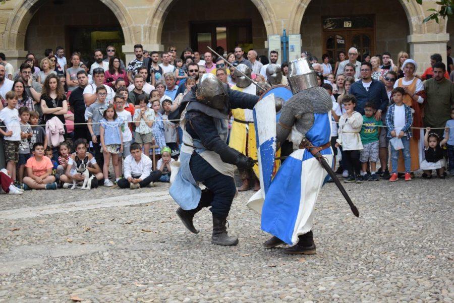 FOTOS: Briones pone fin a una nueva edición de sus Jornadas Medievales 24