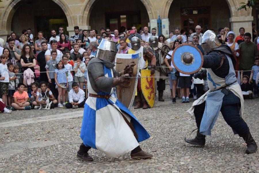 FOTOS: Briones pone fin a una nueva edición de sus Jornadas Medievales 25