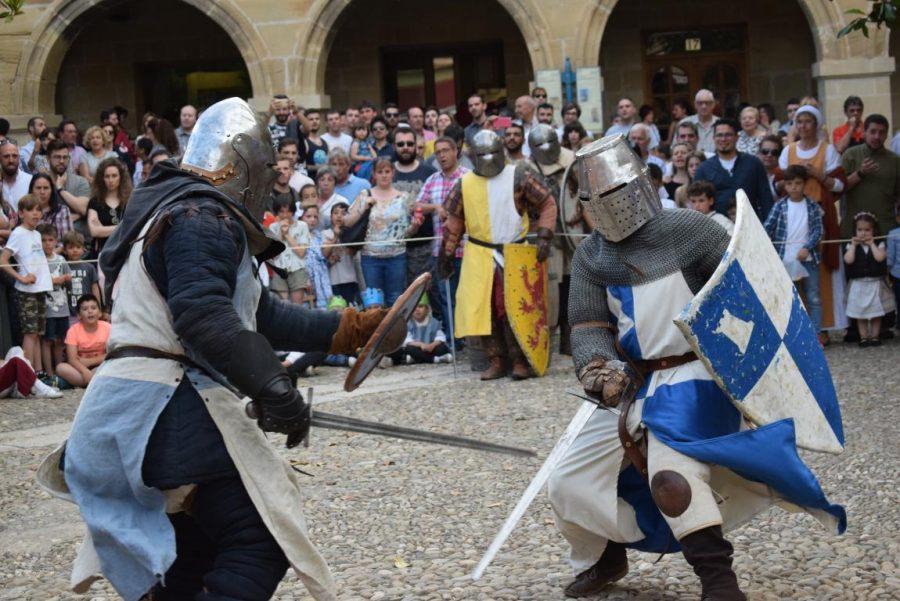 FOTOS: Briones pone fin a una nueva edición de sus Jornadas Medievales 26