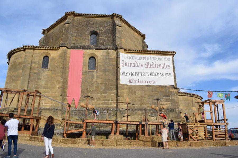 FOTOS: Briones pone fin a una nueva edición de sus Jornadas Medievales 8