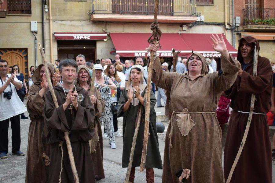 FOTOS: Briones pone fin a una nueva edición de sus Jornadas Medievales 40