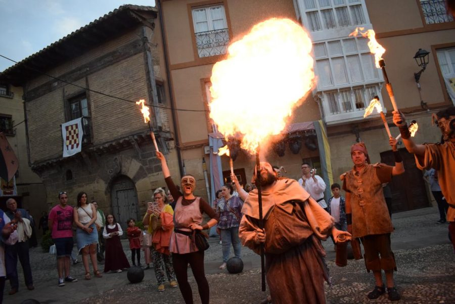 FOTOS: Briones pone fin a una nueva edición de sus Jornadas Medievales 45