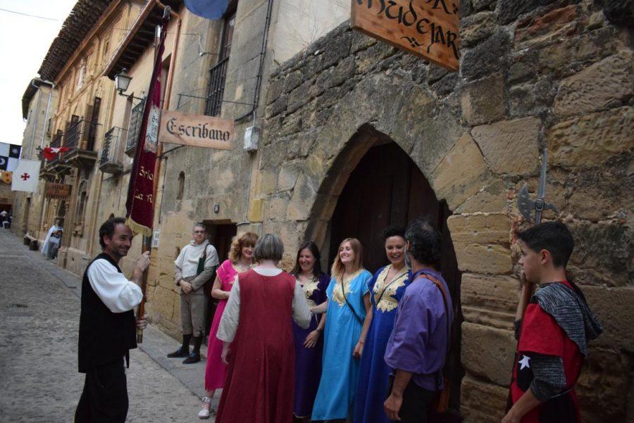 FOTOS: Briones pone fin a una nueva edición de sus Jornadas Medievales 50