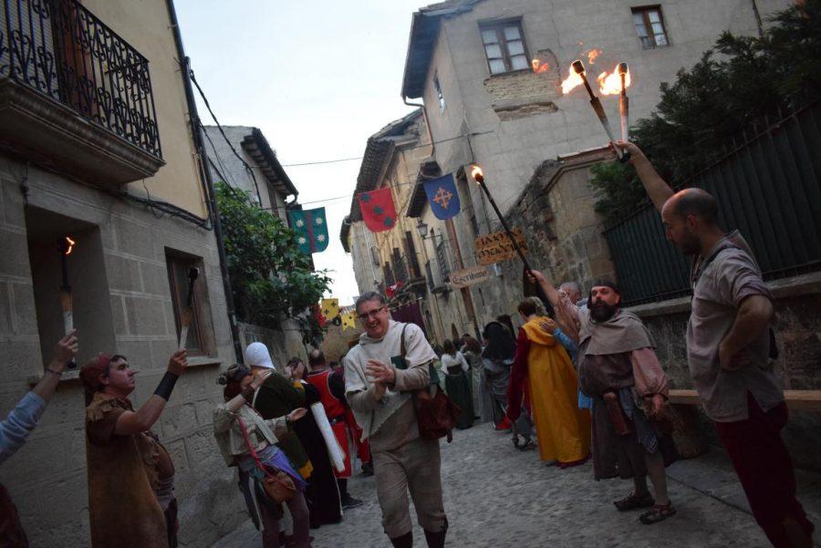 FOTOS: Briones pone fin a una nueva edición de sus Jornadas Medievales 52