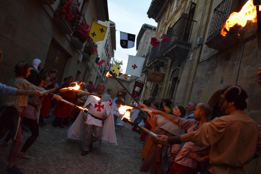 FOTOS: Briones pone fin a una nueva edición de sus Jornadas Medievales 53