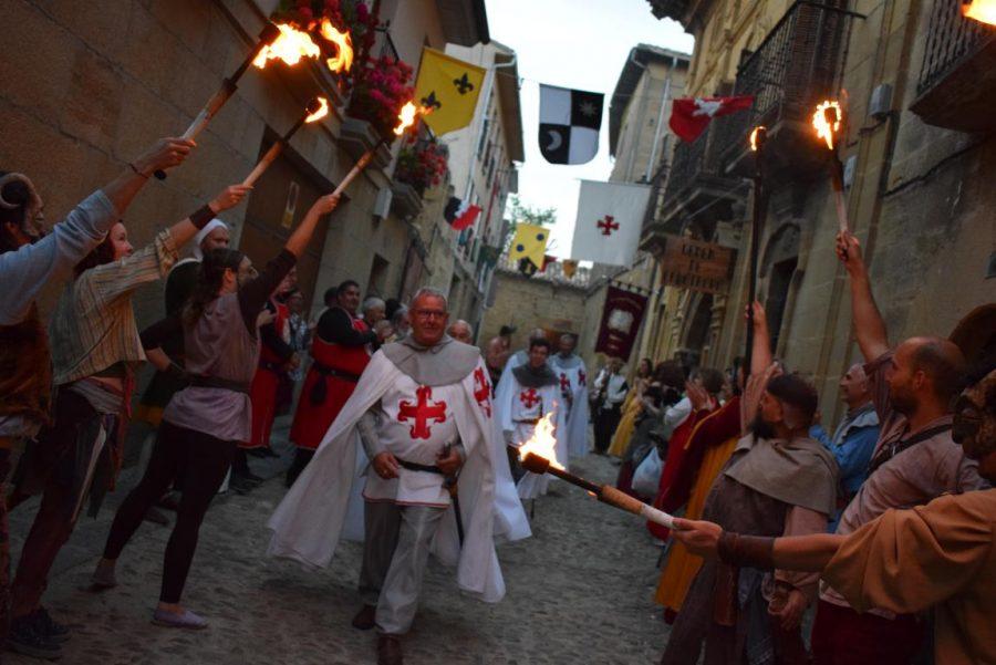 FOTOS: Briones pone fin a una nueva edición de sus Jornadas Medievales 54