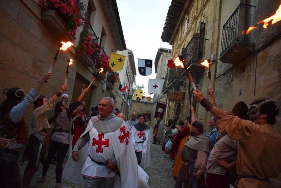 FOTOS: Briones pone fin a una nueva edición de sus Jornadas Medievales 55