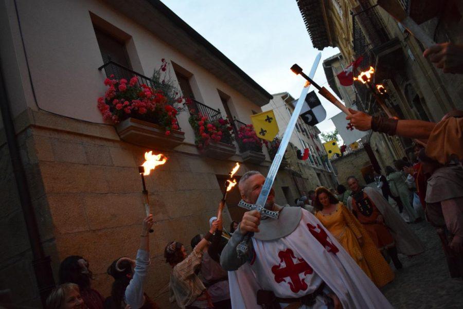 FOTOS: Briones pone fin a una nueva edición de sus Jornadas Medievales 56