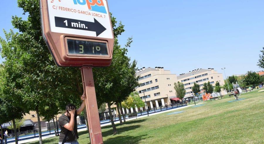 """La Rioja eleva a """"riesgo alto"""" los efectos de la ola de calor 1"""