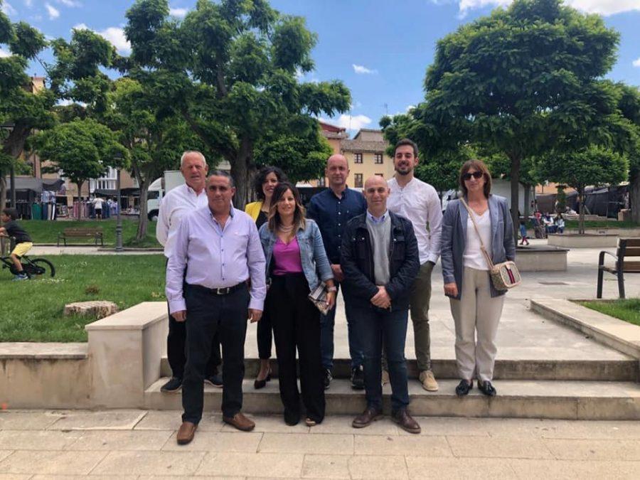 Javier Ruiz, nuevo alcalde de Santo Domingo, y Jonás Olarte, reelegido en Nájera 5