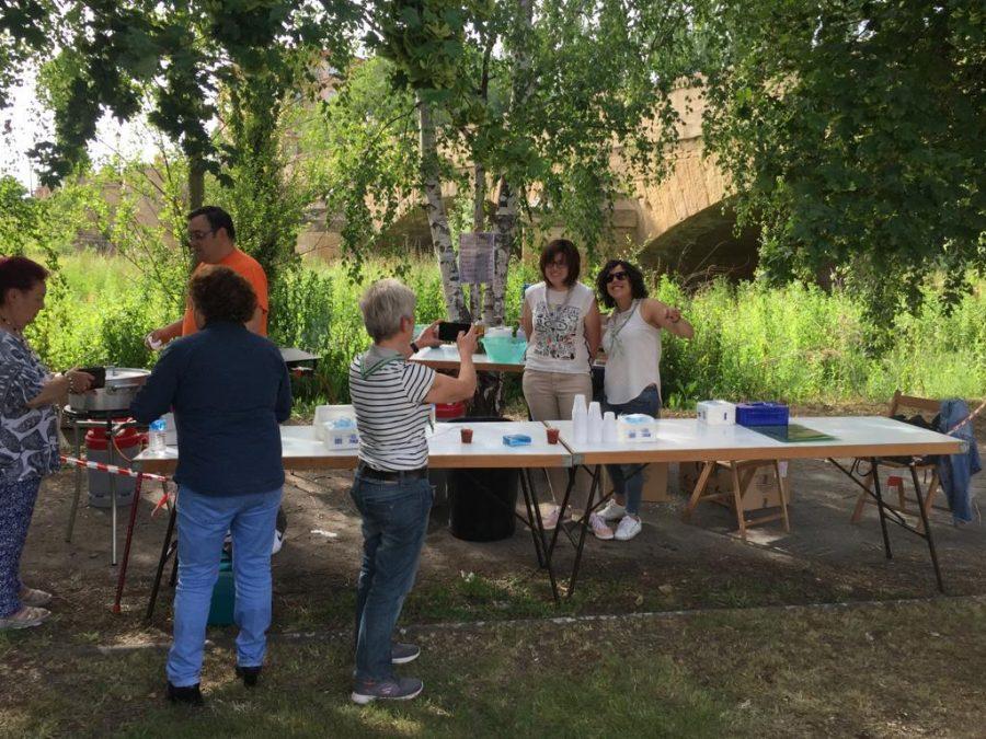 Casalarreina y el Grupo Scout Ghembres muestran su apoyo a Proyecto Hombre 4