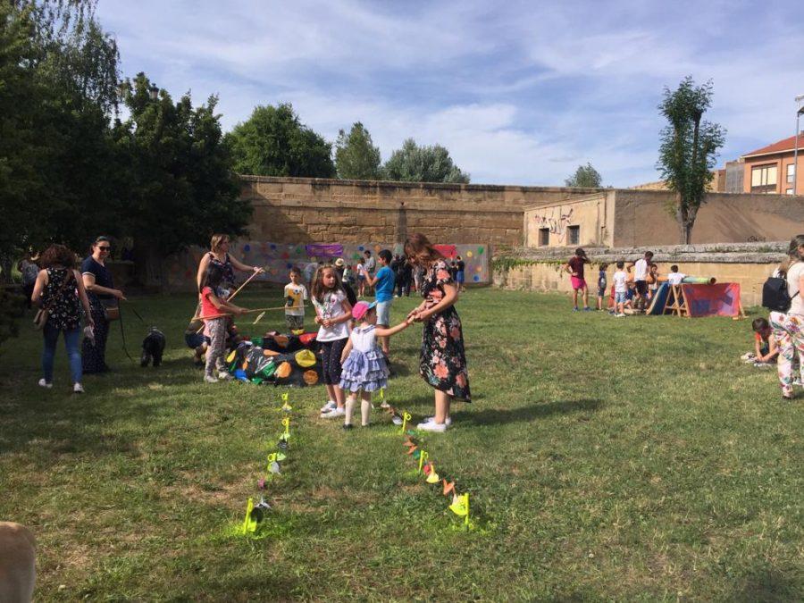 Casalarreina y el Grupo Scout Ghembres muestran su apoyo a Proyecto Hombre 6