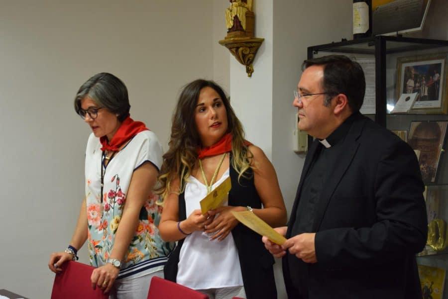 Reconocimiento de la Cofradía de San Felices al Haro Deportivo y a la Agrupación de Cornetas y Tambores 3