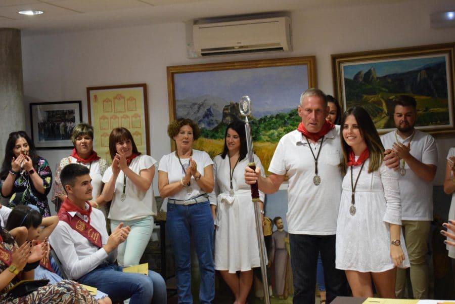 Reconocimiento de la Cofradía de San Felices al Haro Deportivo y a la Agrupación de Cornetas y Tambores 16