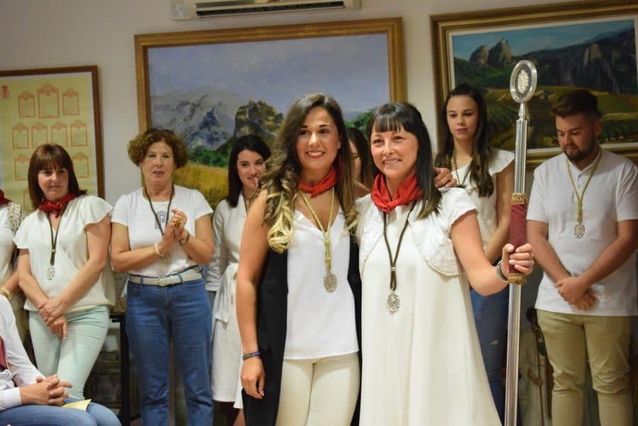 Reconocimiento de la Cofradía de San Felices al Haro Deportivo y a la Agrupación de Cornetas y Tambores 17