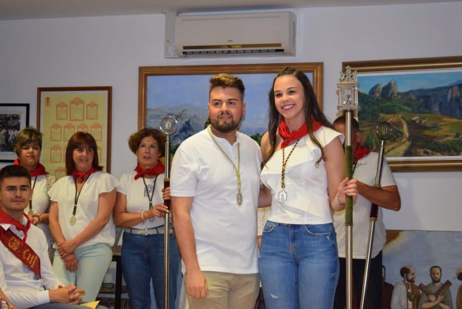 Reconocimiento de la Cofradía de San Felices al Haro Deportivo y a la Agrupación de Cornetas y Tambores 19