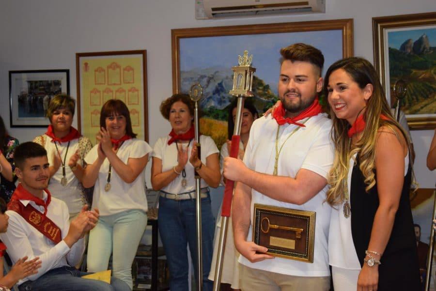 Reconocimiento de la Cofradía de San Felices al Haro Deportivo y a la Agrupación de Cornetas y Tambores 20