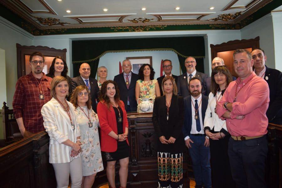 FOTOS: Las imágenes del pleno de constitución del Ayuntamiento de Haro 1