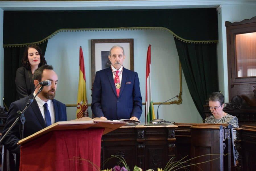 FOTOS: Las imágenes del pleno de constitución del Ayuntamiento de Haro 9