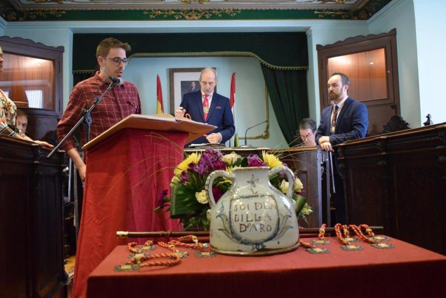 FOTOS: Las imágenes del pleno de constitución del Ayuntamiento de Haro 10