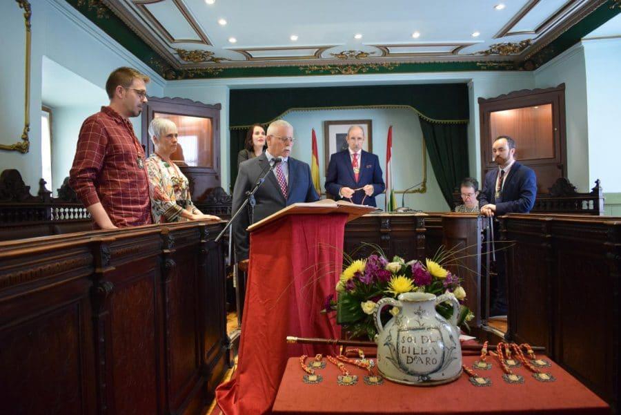FOTOS: Las imágenes del pleno de constitución del Ayuntamiento de Haro 11