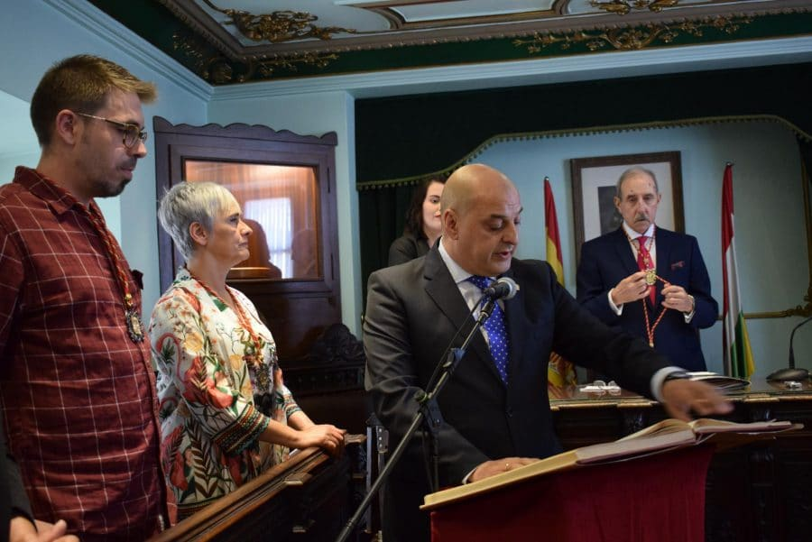 FOTOS: Las imágenes del pleno de constitución del Ayuntamiento de Haro 13