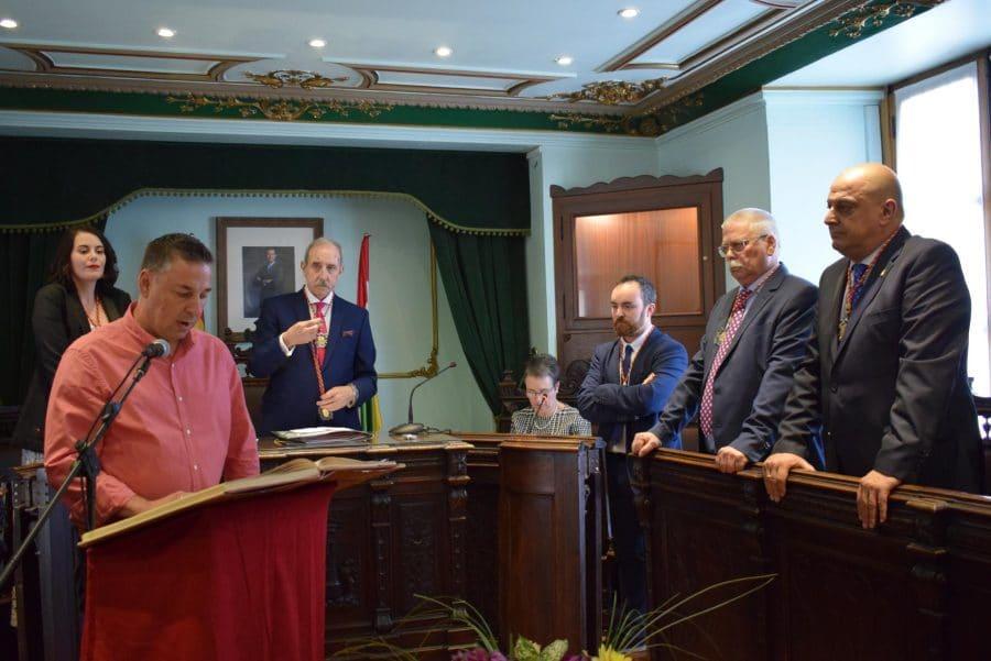 FOTOS: Las imágenes del pleno de constitución del Ayuntamiento de Haro 14
