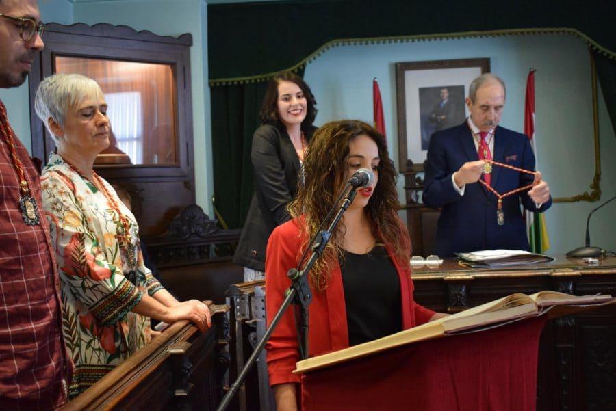 FOTOS: Las imágenes del pleno de constitución del Ayuntamiento de Haro 15