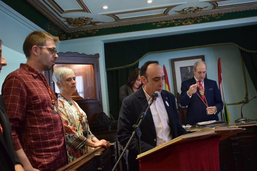 FOTOS: Las imágenes del pleno de constitución del Ayuntamiento de Haro 16