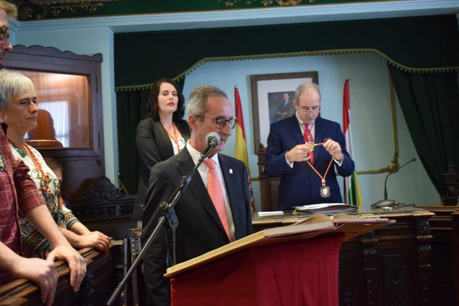 FOTOS: Las imágenes del pleno de constitución del Ayuntamiento de Haro 18