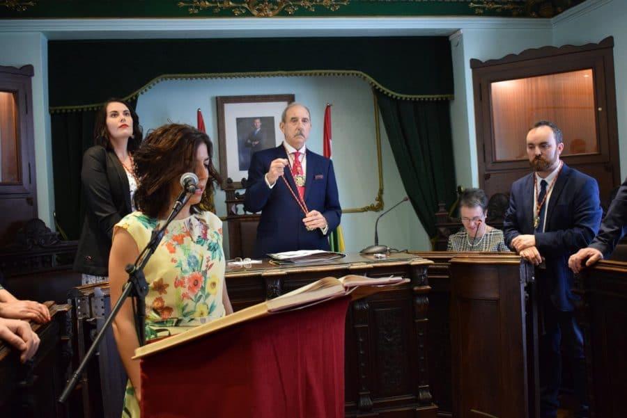 FOTOS: Las imágenes del pleno de constitución del Ayuntamiento de Haro 20