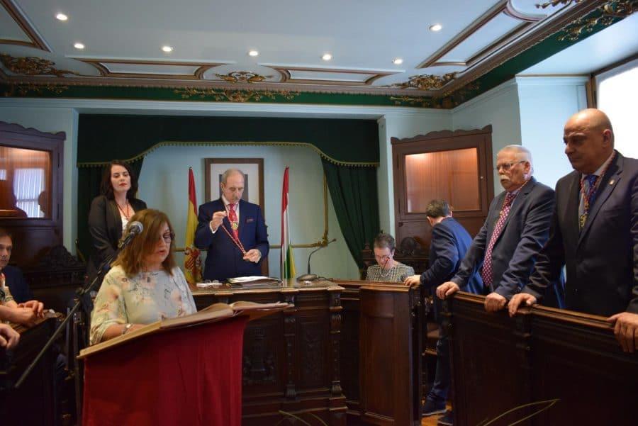 FOTOS: Las imágenes del pleno de constitución del Ayuntamiento de Haro 21