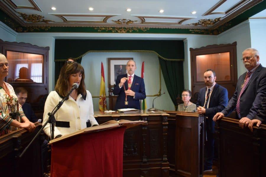 FOTOS: Las imágenes del pleno de constitución del Ayuntamiento de Haro 22