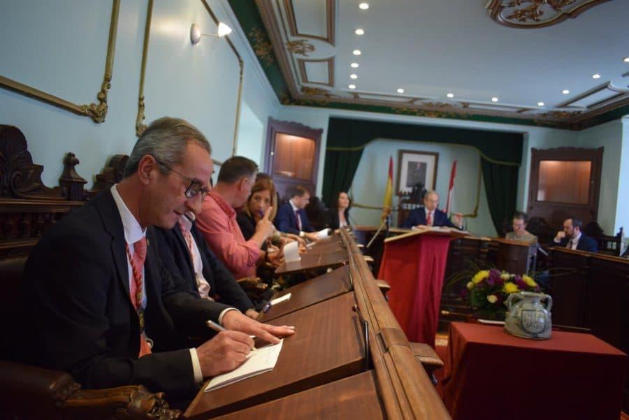 FOTOS: Las imágenes del pleno de constitución del Ayuntamiento de Haro 26