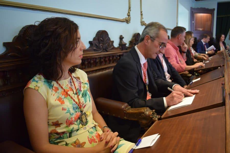 FOTOS: Las imágenes del pleno de constitución del Ayuntamiento de Haro 27