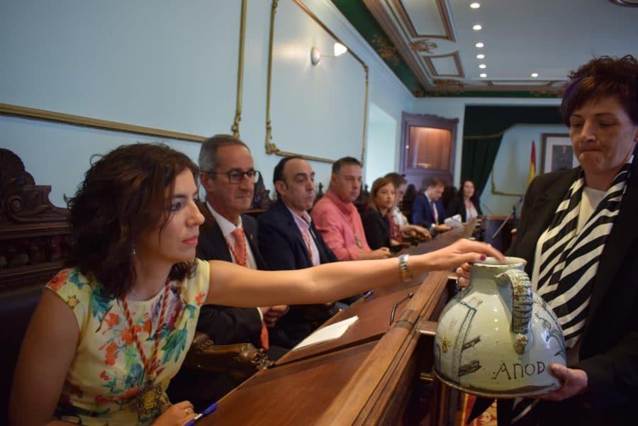 FOTOS: Las imágenes del pleno de constitución del Ayuntamiento de Haro 28