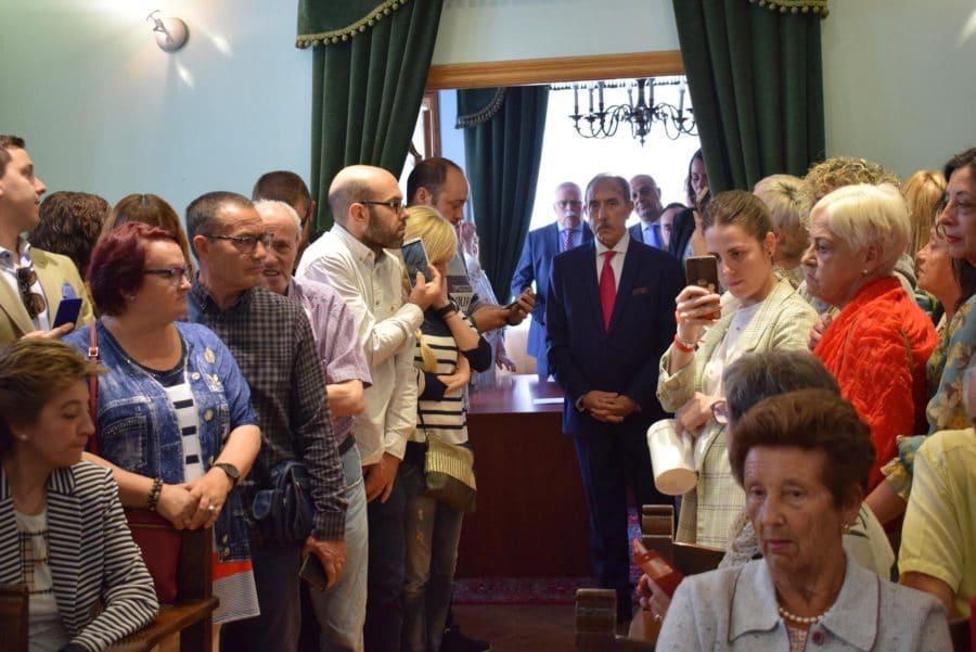 Rivado asume la Alcaldía de Haro por segunda legislatura consecutiva 2