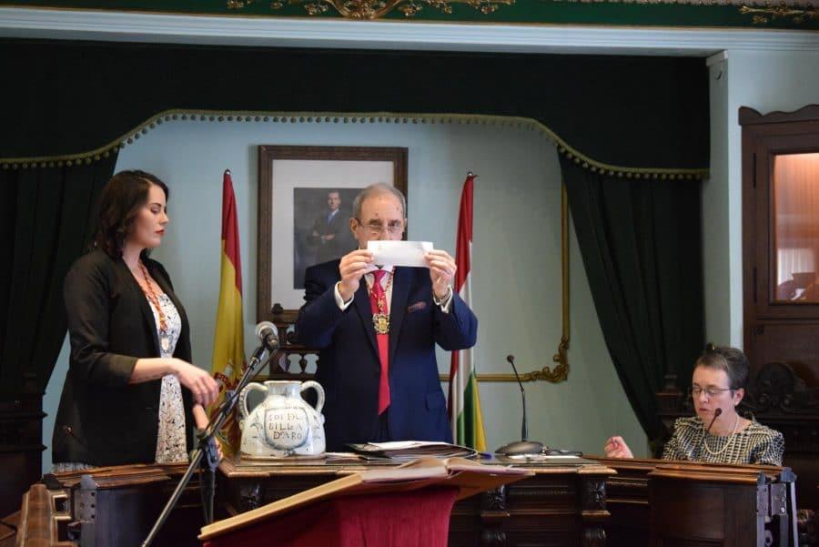 FOTOS: Las imágenes del pleno de constitución del Ayuntamiento de Haro 29