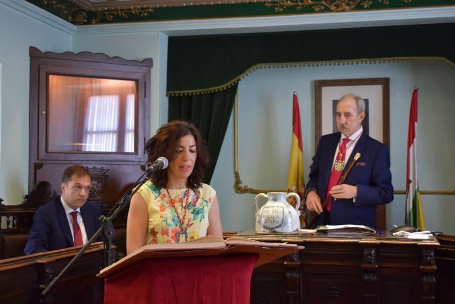 FOTOS: Las imágenes del pleno de constitución del Ayuntamiento de Haro 33