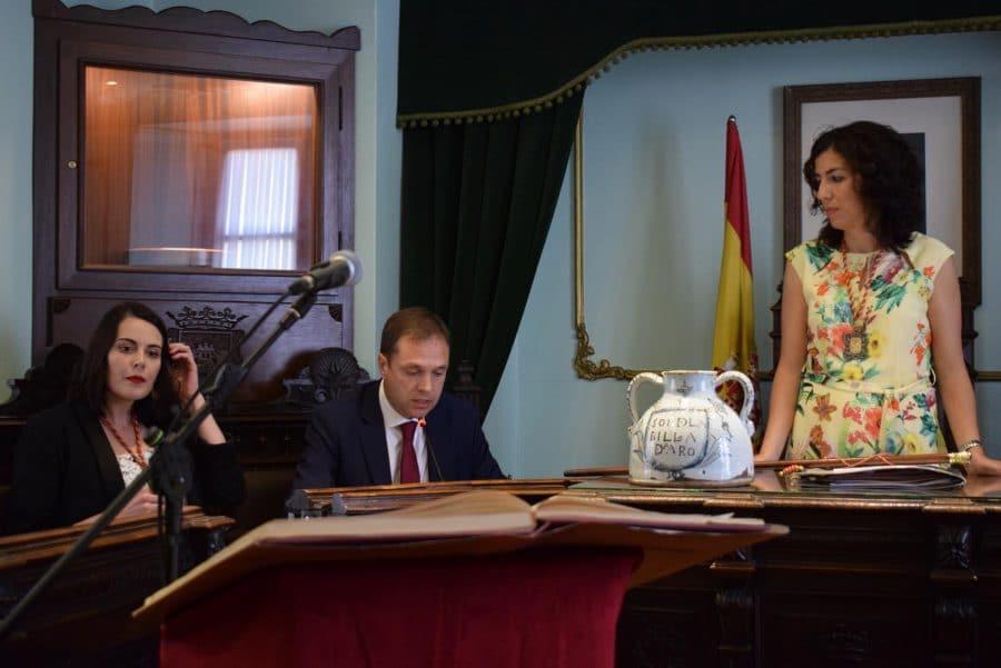 FOTOS: Las imágenes del pleno de constitución del Ayuntamiento de Haro 35