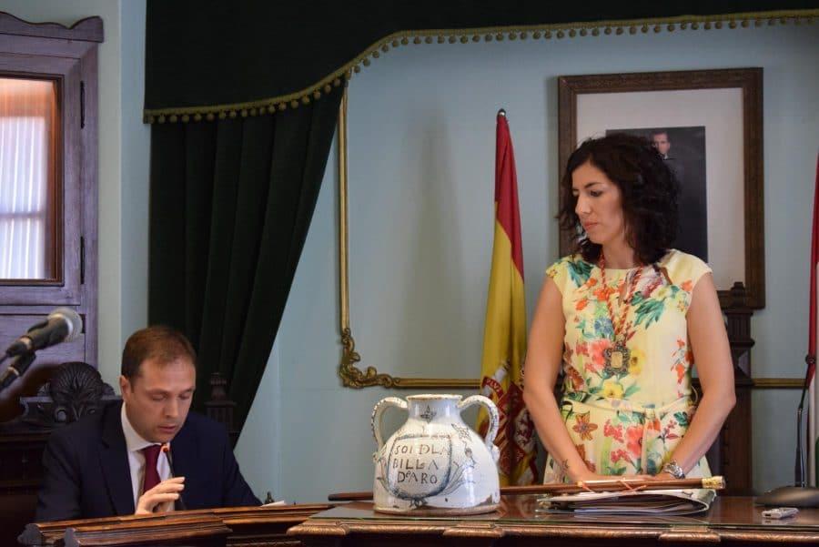 FOTOS: Las imágenes del pleno de constitución del Ayuntamiento de Haro 37