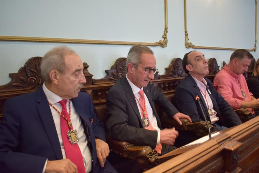 FOTOS: Las imágenes del pleno de constitución del Ayuntamiento de Haro 38