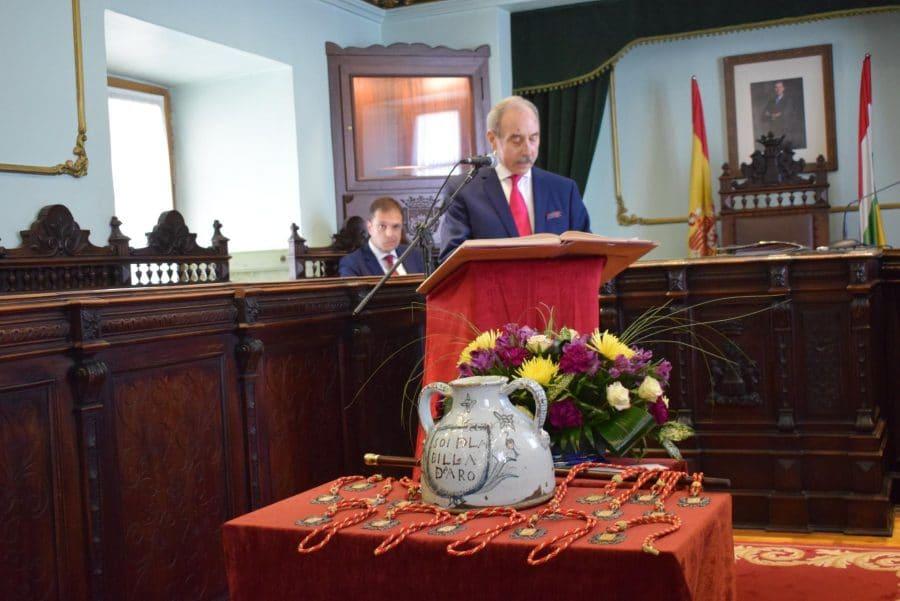FOTOS: Las imágenes del pleno de constitución del Ayuntamiento de Haro 4
