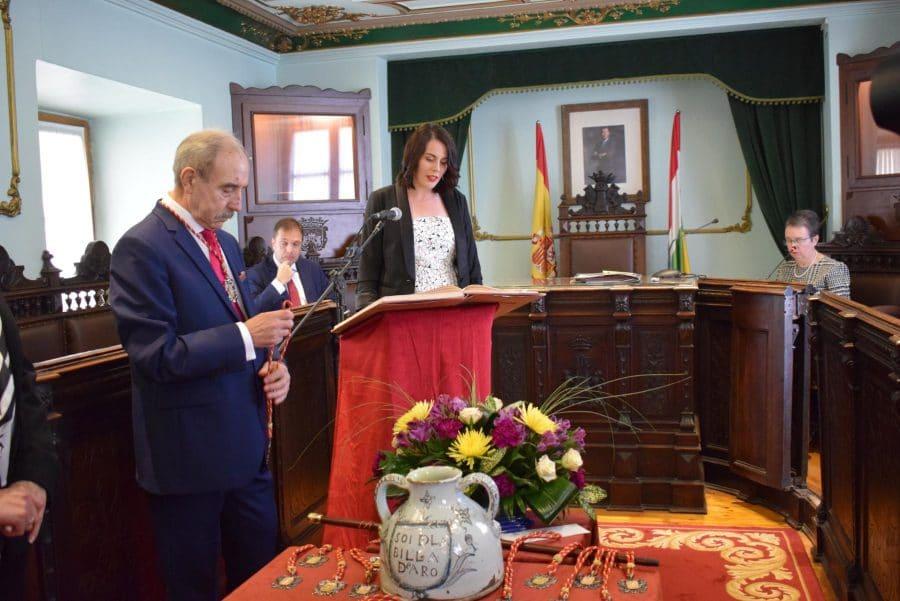 FOTOS: Las imágenes del pleno de constitución del Ayuntamiento de Haro 5