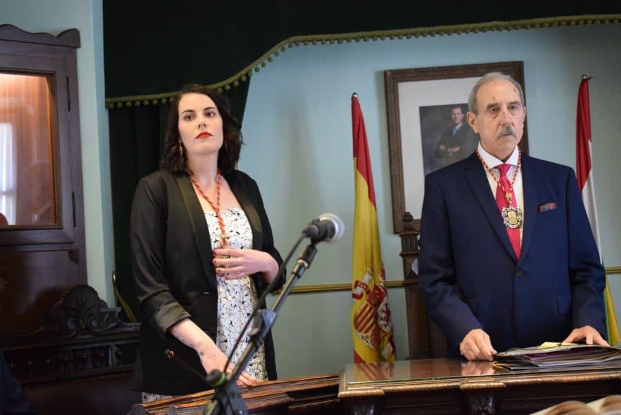 FOTOS: Las imágenes del pleno de constitución del Ayuntamiento de Haro 6