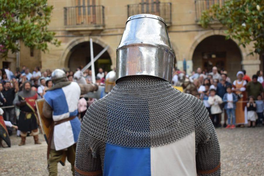FOTOS: Briones pone fin a una nueva edición de sus Jornadas Medievales 2
