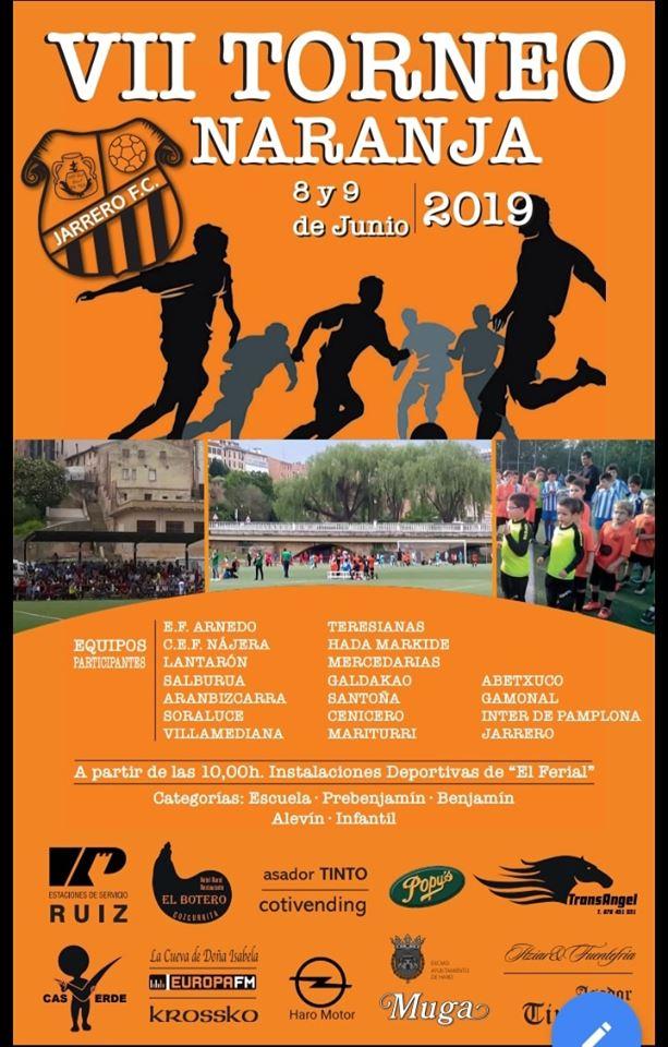El Ferial acoge este fin de semana una nueva edición del Torneo Naranja 1