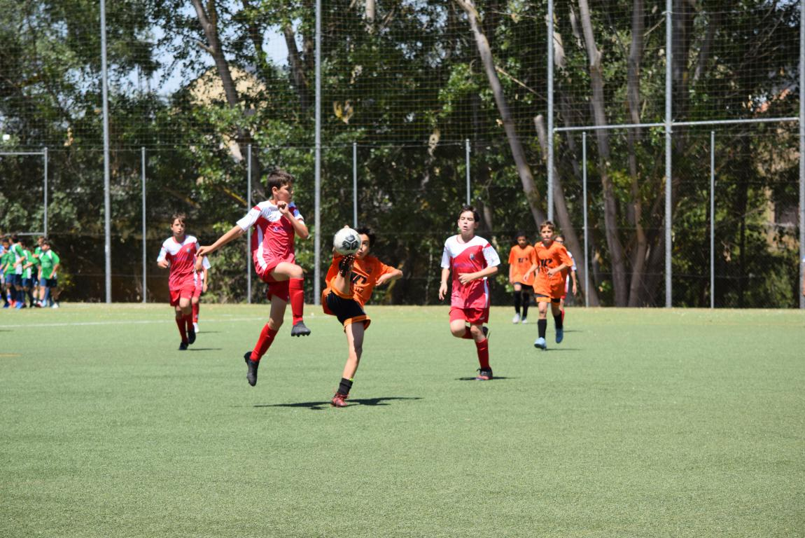El fútbol como diversión 2